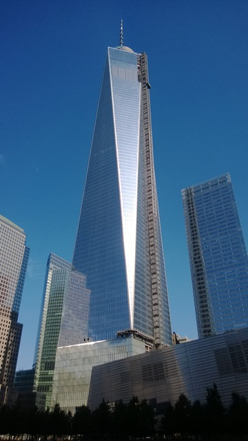 9/11 Memorial Freedom Tower